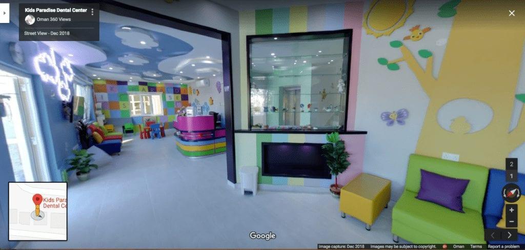 Kids Paradise Dental Center – Muscat – Oman