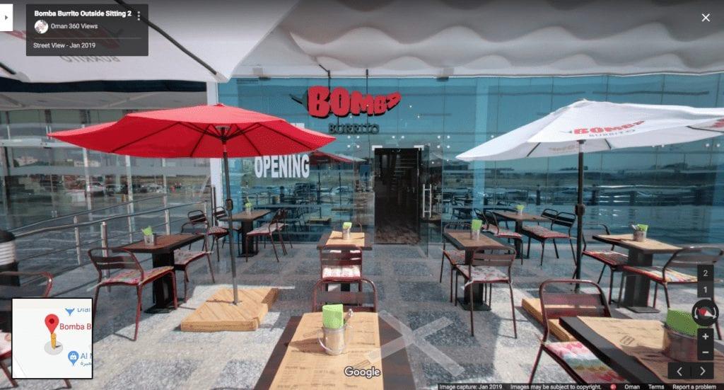 Bomba Burrito Mexican Restaurant